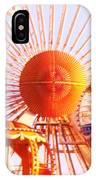 Amusement Rides IPhone Case