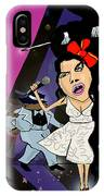 Amy Whinearse IPhone Case