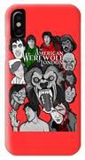 An American Werewolf In London IPhone X Case