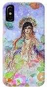 An Angel For All Of The Chakras And Her Name Is Simplicity IPhone Case