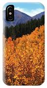 An Autumn View 2 IPhone Case