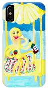 An Octopus Summerhouse IPhone Case