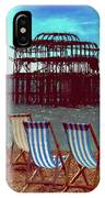 An Ode To Brighton IPhone Case by Chris Lord