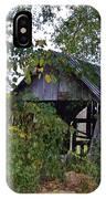An Old Barn IPhone Case