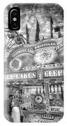 An Old Fashioned Carnival IPhone Case