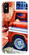 An Old Pickup Truck 2 IPhone Case