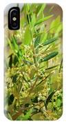 An Olive Tree IPhone Case