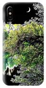 An Umpqua Night IPhone Case