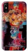 Anasazi Serenade 003 IPhone Case