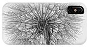 Anatomy Of A Weed Monochrome IPhone Case