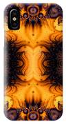 Anatomy Of Fuzzy Logic IPhone Case