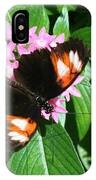 Anchored Down - Butterfly IPhone Case
