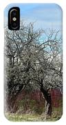 Ancient Apples Budding Out IPhone Case