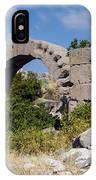 Ancient Bergama Acropolis Ruins IPhone Case
