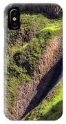 Ancient Cascade IPhone Case