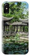 Ancient Chinese Architecture IPhone Case