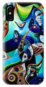 Ancient Echoes IPhone Case