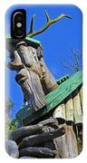 Ancient Forester II. IPhone Case