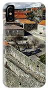 Ancient Portuguese Cities IPhone Case