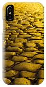 Ancient Roadway IPhone Case