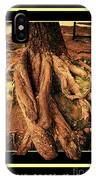 Ancient Roots Of Greece IPhone Case