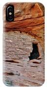 Ancient Ruins Mystery Valley Colorado Plateau Arizona 05 IPhone Case