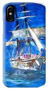 Ancient Vessel IPhone Case