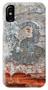 Ancient Wall. IPhone Case