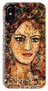 Ancient Woman IPhone Case
