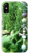 And Sculpture Garden IPhone Case