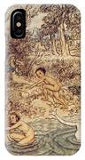 Andersen: Little Mermaid IPhone Case