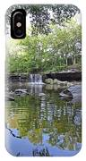 Anderson Falls, Indiana IPhone Case