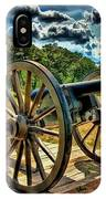 Andersonville Cannon IPhone Case