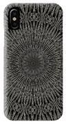 Andoluvium Metal Mandala IPhone Case
