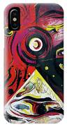 Andromeda Galaxy IPhone Case by John Jr Gholson