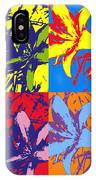 Andy's Lillies IPhone Case