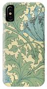 Anemone Design IPhone Case