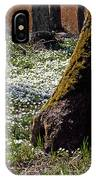 Anemone Forest IPhone Case