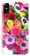 Bouquet Of Anemones IPhone Case