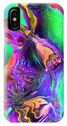 Angel - Abstract IPhone Case