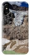 Angel Glacier Jasper 2 IPhone Case