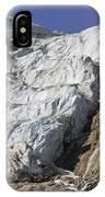 Angel Glacier IPhone Case
