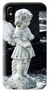 Angel In Roscommon No 3 IPhone Case