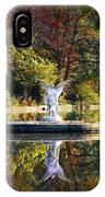 Angel In The Lake - St. Mary's Ambler IPhone Case