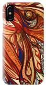 Angel Lucifer IPhone Case