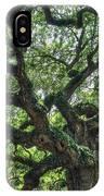 Angel Oak Tree IPhone Case
