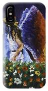 Angel Of Harmoy IPhone Case