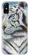 Angel The White Tiger IPhone Case