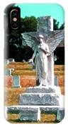 Angel Watching Over IPhone Case