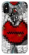 Angel Wings Brings Love And Peace IPhone Case
